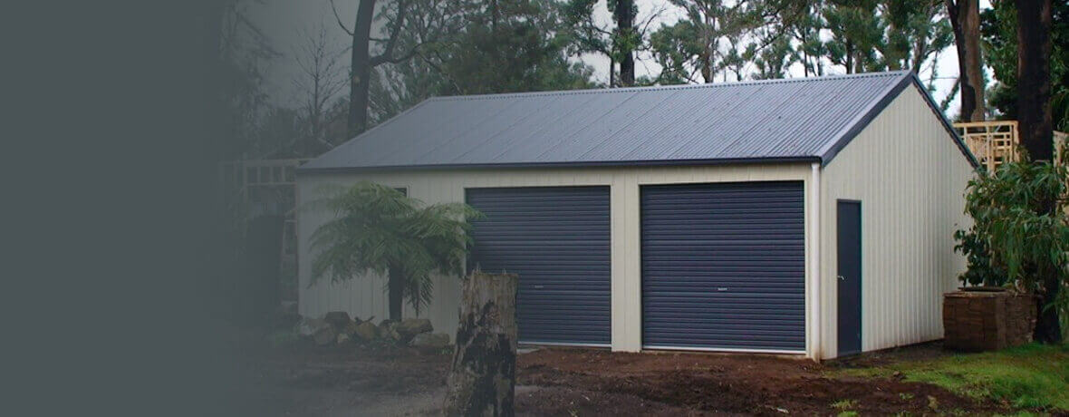 Melbourne sheds garages for sale sheds mornington for Single garages for sale