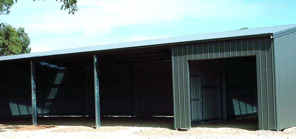 American barns