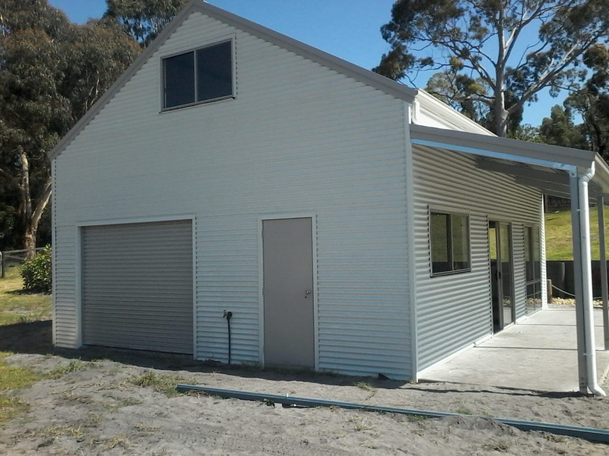 design a shed